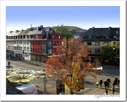 Herbstsonntag in Siegen