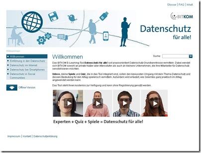 Bitkom Datenschutz