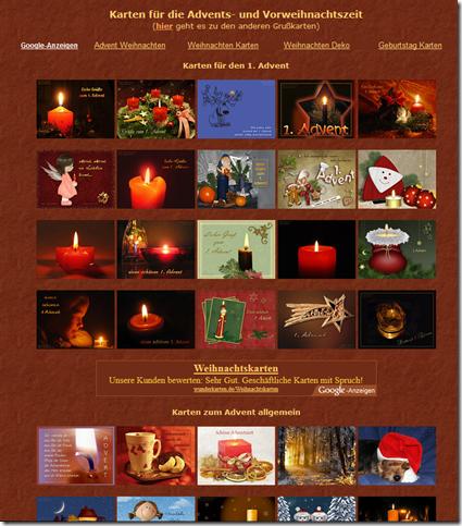 Virtuelle Weihnachtskarten Verschicken.Advents Und Weihnachtskarten Bei Seelenfarben Co Senec Fe Weblog