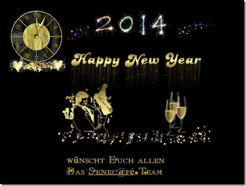 Senecafe-Neujahr