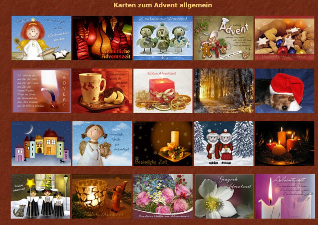 Seelenfarben Weihnachten.Weihnachten Senec Fe Weblog